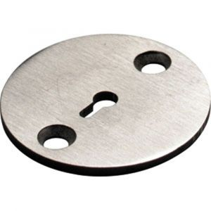 Intersteel 9263 achterplaat 35 mm voor T-vorm knop RVS 0035.926330 - A1201664 - afbeelding 1