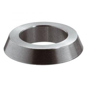 Intersteel 9973 halsring groot voor kruk diameter 23 mm basis 25 mm hoogte 5 mm RVS 0099.997343 - A1202216 - afbeelding 1