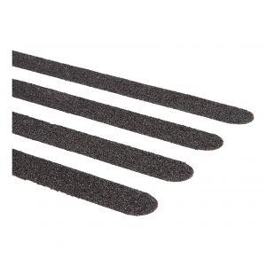 SecuCare antislip sticker zwart langwerpig 600x19 mm - A30200195 - afbeelding 1