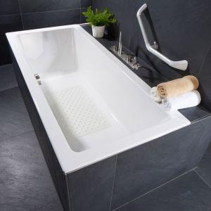 SecuCare antislip badmat wit 700x400 mm - A30200226 - afbeelding 2