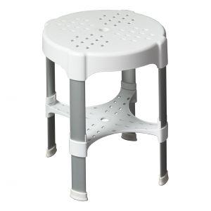 SecuCare douchekruk wit uitschuifbaar hoogte 400-550 mm - A30200212 - afbeelding 1