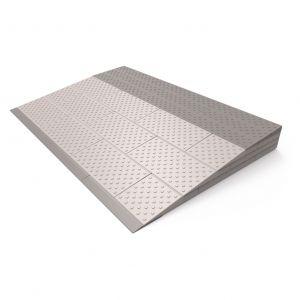 SecuCare drempelhulp grijs-bruin set 4 laags 570x840 mm - A30200231 - afbeelding 1