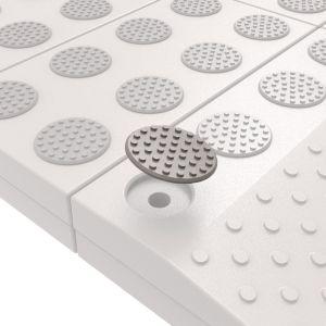 SecuCare antislipdop grijs-bruin - A30200236 - afbeelding 1