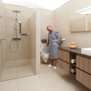 SecuCare toiletverhoger zonder klep wit hoogte 100 mm - A30200223 - afbeelding 2