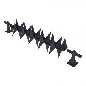 SecuMax roller voor anti-klimstrip Pro zwart 500 mm - A30200091 - afbeelding 1