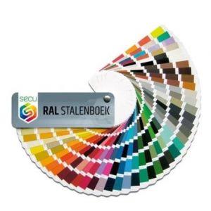 SecuPost toeslag poedercoating in RAL kleur optioneel - Y50750352 - afbeelding 1