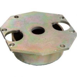 SecuPost bodemplaat verwijderbaar - Y50750382 - afbeelding 1