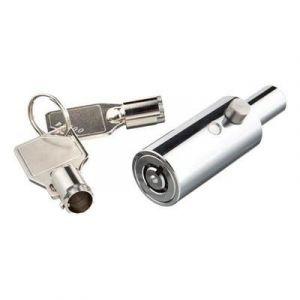 SecuPost slot inclusief twee sleutels - Y50750358 - afbeelding 1