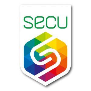 SecuBar koppelstuk Deco 1 wit - A30200048 - afbeelding 1
