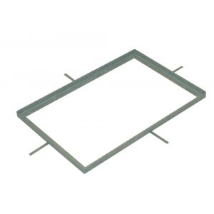 GB 68739 matrand 510x810 mm 25x25x2 mm TV - Y18002329 - afbeelding 1