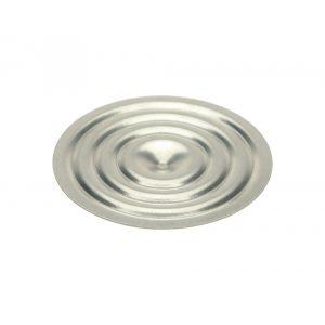 GB 86065 dakplaatje zonder gat diameter 70 mm 0,6 mm SV - Y18000078 - afbeelding 1
