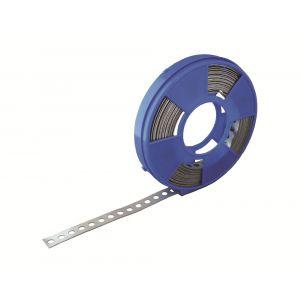 GB 861017 montageband blauwe cassette vlak 10 m 17x0,8 mm SV - Y18000041 - afbeelding 1