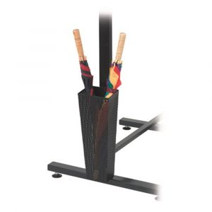 Hermeta 2265 garderobe parapluhouder voor frame zwart - A11000562 - afbeelding 1