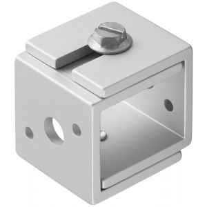 Hermeta 3580 afstandhouder 44-56 mm naturel mat - A11000844 - afbeelding 1