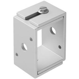 Hermeta 3581 afstandhouder 55-76 mm naturel mat - A11000846 - afbeelding 1