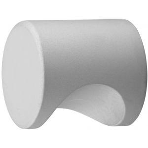 Hermeta 3732 meubel cilinderknop 25x26 mm M4 naturel mat EAN sticker - A11001280 - afbeelding 1