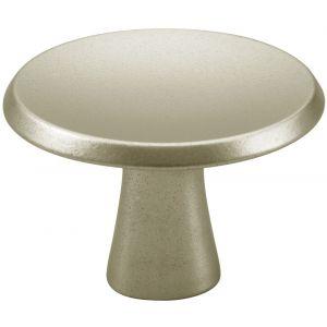 Hermeta 3751 meubelknop rond 30 mm met bout M4 nieuw zilver - A11001282 - afbeelding 1