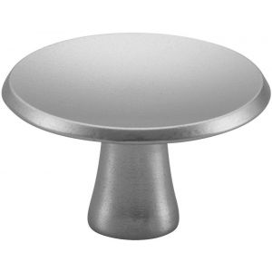 Hermeta 3752 meubelknop rond 35 mm met bout M4 naturel - A11001288 - afbeelding 1