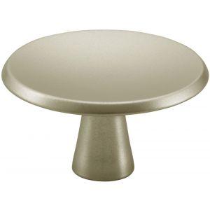Hermeta 3753 meubelknop rond 40 mm met bout M4 nieuw zilver - A11001295 - afbeelding 1
