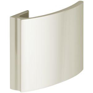 Hermeta 4335 deurduwer Wing 120 mm nieuw zilver - Y20100166 - afbeelding 1