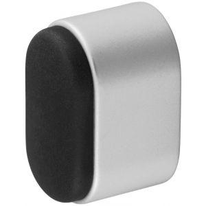 Hermeta 4700 deurbuffer ovaal 25 mm mat naturel - Y20100088 - afbeelding 1