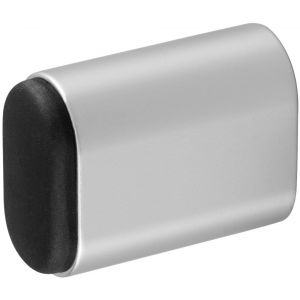 Hermeta 4702 deurbuffer ovaal 50 mm naturel - Y20100092 - afbeelding 1