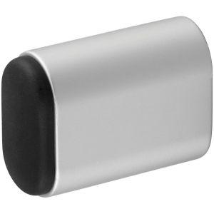 Hermeta 4702 deurbuffer ovaal 50 mm mat naturel - Y20100094 - afbeelding 1