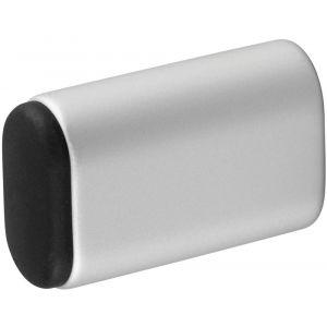 Hermeta 4704 deurbuffer ovaal 60 mm naturel mat - A11000077 - afbeelding 1