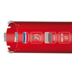 Carat HTL0683404 Dustec Laser droogboor baksteen en abrasieve materialen 68x340 mm x - Y32600025 - afbeelding 1
