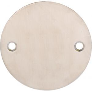 Oxloc pictogram RVS blanco diameter 76 mm rond 1219884