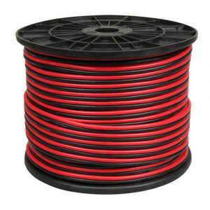 Besli luidsprekerkabel 2x4 mm2 rood-zwart - Y51270084 - afbeelding 1
