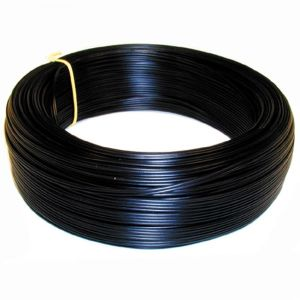 Besli snoer 3 aderig 3x2.5 mm2 rond VMVL zwart - Y51270055 - afbeelding 1