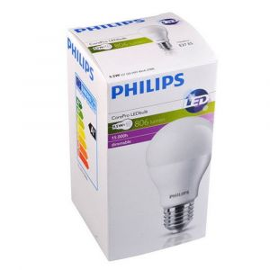 Philips LED lamp normaal Corepro LEDbulb 8.5 W-60 W E27 A60 927 dimbaar extra warm wit - Y51270130 - afbeelding 1