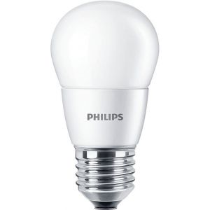 Philips LED kogellamp Corepro LEDluster ND 7 W-60 W E27 827 P48 extra warm wit - Y51270169 - afbeelding 1
