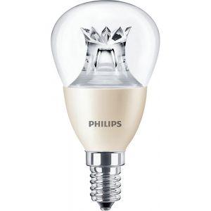 Philips LED kogellamp Master LEDluster 6 W-40 W E14 P48 dimtone extra warm wit - Y51270172 - afbeelding 1