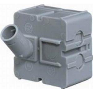 ABB 190 schoonmetsel Inbouwdoos grijs - Y51270016 - afbeelding 1