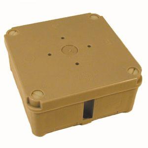ABB 3640 kabeldoos universeel met deksel grijs - A51270125 - afbeelding 1