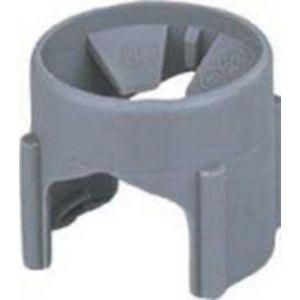ABB 2008.191 kabelgeleider voor inzetstuk-invoertule kabeldoos 3640 grijs - A51270117 - afbeelding 1