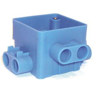ABB 165A centraaldoos 8x5/8-16 mm ongelijke invoer vierkant blauw - Y51270012 - afbeelding 1