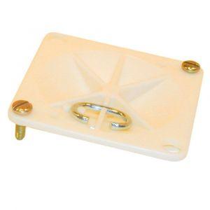 ABB 3506 HAF deksel vierkant - Y51270001 - afbeelding 1