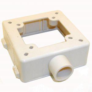 ABB 3514 HAF uitbreidings doos wit - Y51270013 - afbeelding 1