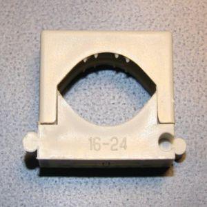 Besli drukzadel 6-13 mm transparant grijs - Y51270103 - afbeelding 1