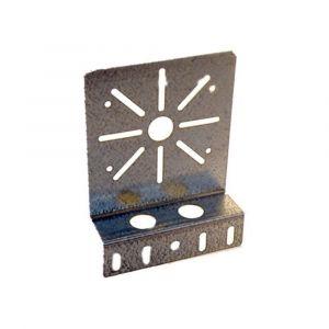 Besli schetsplaat voor montage op kabelgoot metaal - A51270102 - afbeelding 1