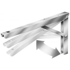 Vormann plankdrager verstelbaar 300x200 mm verzinkt - A51000021 - afbeelding 1