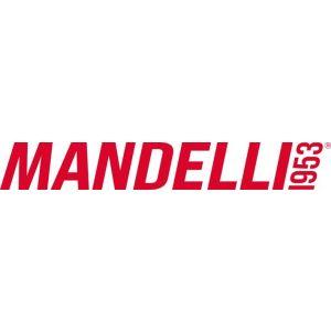 Mandelli 644L/GIR knopkruk op rozet 651 links draaibaar messing gepolijst-ivoor porselein - A16003918 - afbeelding 1