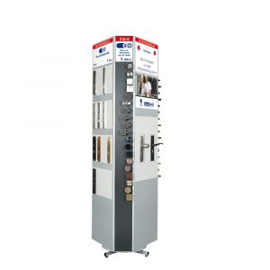 GPF bouwbeslag ARVI95200000 presentatie verkoopdisplay GPF CombiVari veiligheidsbeslag - Y21007942 - afbeelding 1