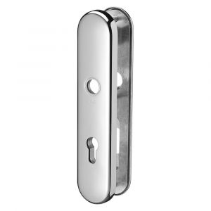 Mandelli VH72 veiligheidsschilden PC72 SKG*** chrome - A16005769 - afbeelding 1