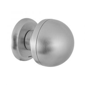 Mandelli 854 voordeur knop 70 mm draaibaar satin chrome - A16003849 - afbeelding 1