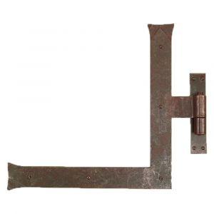 Utensil Legno FF259 DX heng rechts 40x300x300 mm roest - A16000105 - afbeelding 1
