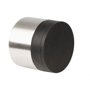 Artitec deurbuffer wandmontage diameter 30x26 mm RVS mat - A23000682 - afbeelding 1